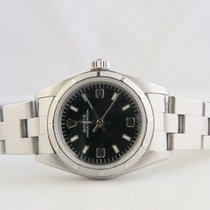 Rolex Oyster Perpetual Black Dial 26mm/Ref: 76030 / Only Box