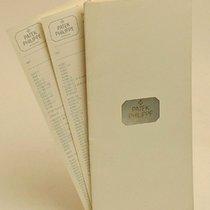 百達翡麗 (Patek Philippe) Pricelist Booklet