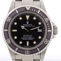 "Rolex Sea-Dweller Tropical ""Triple Six"" ref. 16660"