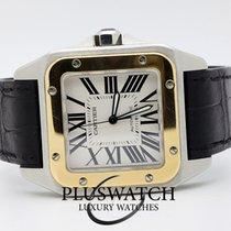 Cartier Santos 100 XL 2656 51,1 x 41,3mm GOLD 2972