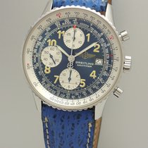 Breitling Old Navitimer Chronograph A13022 -Box+Papiere