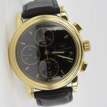 IWC Amalfi Chronograph Gelbgold IW3703
