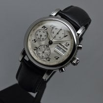 Montblanc Star Meisterstuck 4810 Automatic Day Date Chronograp...