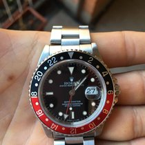 Rolex GMT | 40mm | Automatic | Year 1992 | Ref. 16700