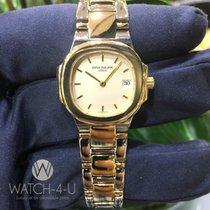 Patek Philippe Nautilus 4700 27mm 18k Gold/Steel Ladies