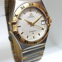 Omega Constellation Gold & Steel 33mm