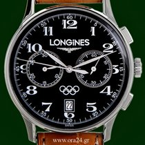 Longines Olympic Collection Aviation 40mm Automatic Chronograph