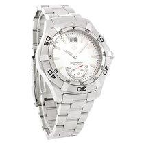 TAG Heuer Aquaracer Mens Grande Swiss Quartz Watch WAF1011.BA0822