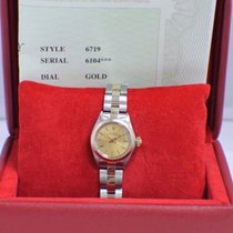 Rolex Oyster Perpetual 6719 18K Yellow Gold  & Stainless...