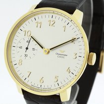 Ventura myEGO Frutiger VM22.01 solid 18K Gold Chronometer 6498