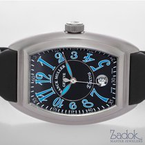 Franck Muller Electra Automatic Stainless Steel 35mm Men's...