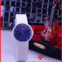 百達翡麗 (Patek Philippe) Blue dial-white gold P.P.