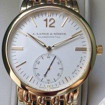 A. Lange & Söhne Langematik SAX-O-MAT Bracelet Yellow Gold...