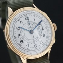 Eberhard & Co. rare chronograph mint Condition ca.1939