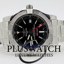 Breitling AVENGER II GMT 43MM  NEW A3239011 / BC35 / 170A R5