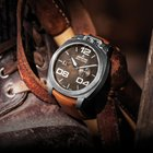 Anonimo Militare automatic Stainless Steel DLC