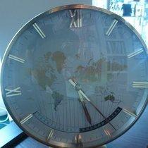 Kienzle huge vintage jumbo desk clock worldtime
