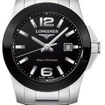 Longines Conquest Women's Watch L3.257.4.56.6