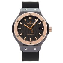 Hublot Classic Fusion Ceramic King Gold 38 mm