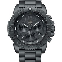 Luminox XS.3182.BO Steel Colormark Chronograph 3180 Serie 44mm...