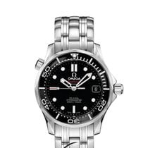 Omega Seamaster Diver 300M Co-Axial Chronograph 36,25 mm Blac...
