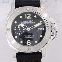 Panerai Luminor Submersible PAM 00024 Diver small second...