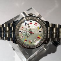 Corum Admiral's Cup Ladies Quartz Diamonds