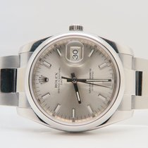 Rolex Oyster Perpetual Date 34mm Ref. 115200 (Box&Papers)