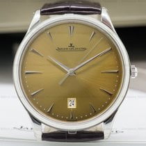Jaeger-LeCoultre 1288430 Master Ultra Thin Date Champagne Dial...