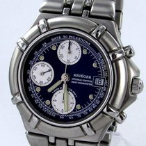 Krieger Aficionado B929 Chronograph Herren Uhr Automatik