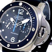 Panerai Unworn  Pam 615 Luminor Submersible 1950 3 Days 47 Mm...