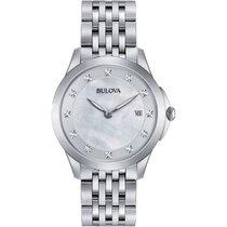Bulova Ladies 96S174 Diamond Watch