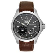 Girard Perregaux Men's Traveller Large Date Moonphases Watch