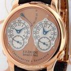 F.P.Journe Chronometre a Resonance, Rose Gold