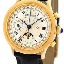 RGM Annual Calendar Chronograph Strapwatch.