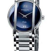 Raymond Weil Othello Ladies Blue Dial Swiss Quartz Watch