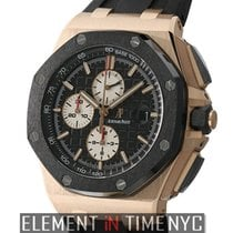 Audemars Piguet Royal Oak Offshore Chronograph 44mm 18k Rose...