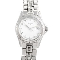 Longines Ladies Stainless Steel Quartz Watch L31134186
