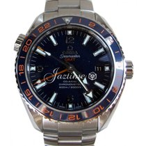 Omega 232.30.44.22.03.001 Planet Ocean 600M Co-Axial GMT...