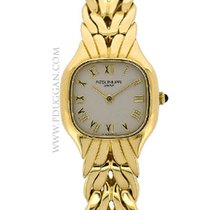 Patek Philippe 18k yellow gold ladies LaFlamme