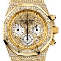 Audemars Piguet Royal Oak Chronograph 39mm - Yellow Gold...