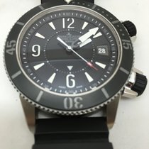 Jaeger-LeCoultre Master compressor  diving alarm navy seals