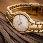 Ebel Beluga 18k Gold Vintage Watch