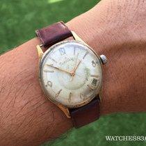 Reloj Zenith de cuerda bañado en oro Cal 2542 C