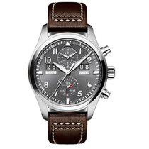 IWC Pilot's Watch Perpetual Calender 21% VAT included