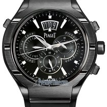 Piaget Polo FortyFive Flyback Chronograph GMT 45mm g0a37004