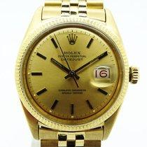 Rolex Datejust Yellow Gold 6605