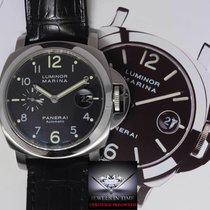 パネライ (Panerai) Luminor Marina Steel Automatic Mens Watch 44mm...