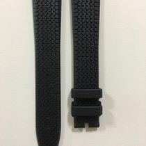 Chopard Black Rubber Strap 19 x 16 mm