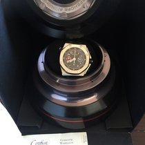 Audemars Piguet royal oak chronograph polaris